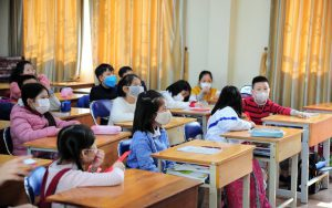 Kiên quyết không để bệnh viêm đường hô hấp cấp do nCoV lây lan trong trường học