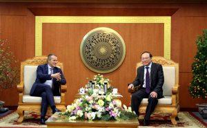 Việt Nam – Italia: Hợp tác chặt chẽ trong lĩnh vực tài nguyên và môi trường