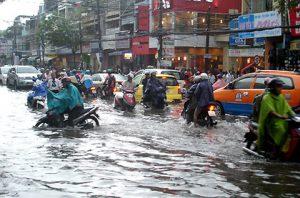 Biến đổi khí hậu khiến mưa cực đoan và phức tạp hơn