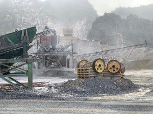 Kim Bảng (Hà Nam): Nhiều mỏ đá hoạt động gây ô nhiễm môi trường
