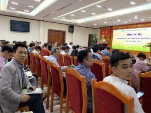 Hội nghị triển khai đề án phát triển Nông nghiệp Hữu cơ giai đoạn 2020 -2030